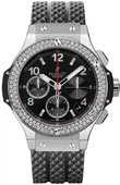 Hublot Big Bang 41mm 342.SX.130.RX.114 Steel Diamonds