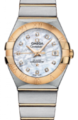 Omega Constellation Ladies 123.20.27.20.55-003 Co-axial