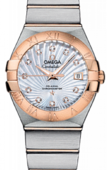 Omega Constellation Ladies 123.20.27.20.55-001 Co-axial