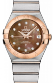 Omega Constellation Ladies 123.20.27.20.57-001 Co-axial