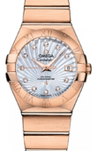 Omega Constellation Ladies 123.50.27.20.55-001 Co-axial