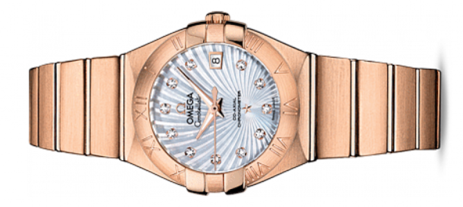 Omega 123.50.27.20.55-001 Constellation Ladies Co-axial - фото 2