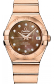Omega Constellation Ladies 123.50.27.20.57-001 Co-axial