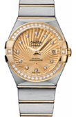 Omega Constellation Ladies 123.25.27.20.58-001 Co-axial
