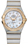 Omega Constellation Ladies 123.25.27.20.55-003 Co-axial
