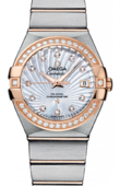 Omega Constellation Ladies 123.25.27.20.55-001 Co-axial