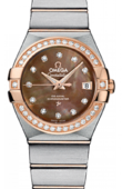 Omega Constellation Ladies 123.25.27.20.57-001 Co-axial