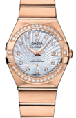 Omega Constellation Ladies 123.55.27.20.55-001 Co-axial