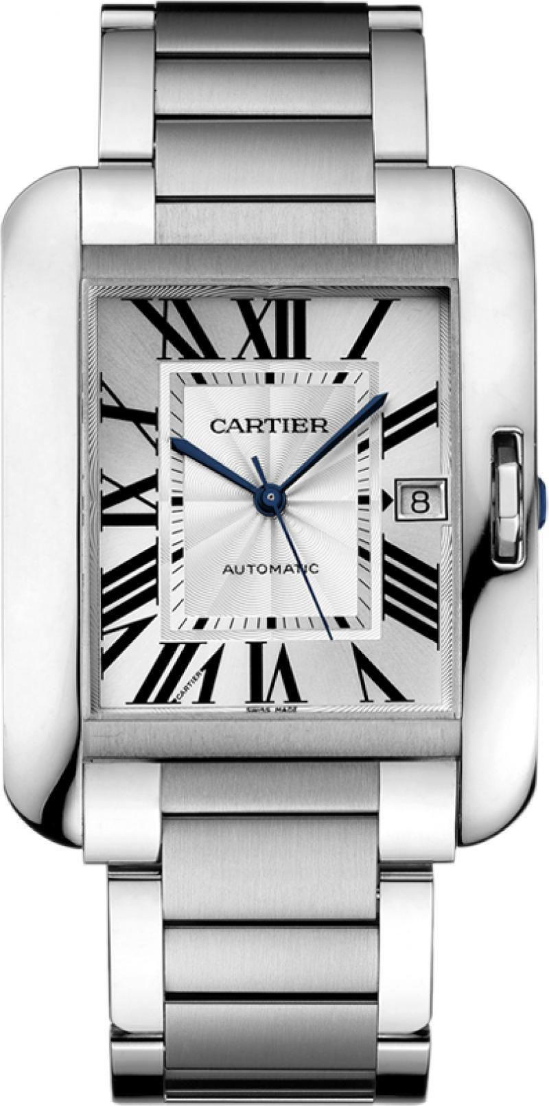 W5310008 Cartier Tank Anglaise Large Tank