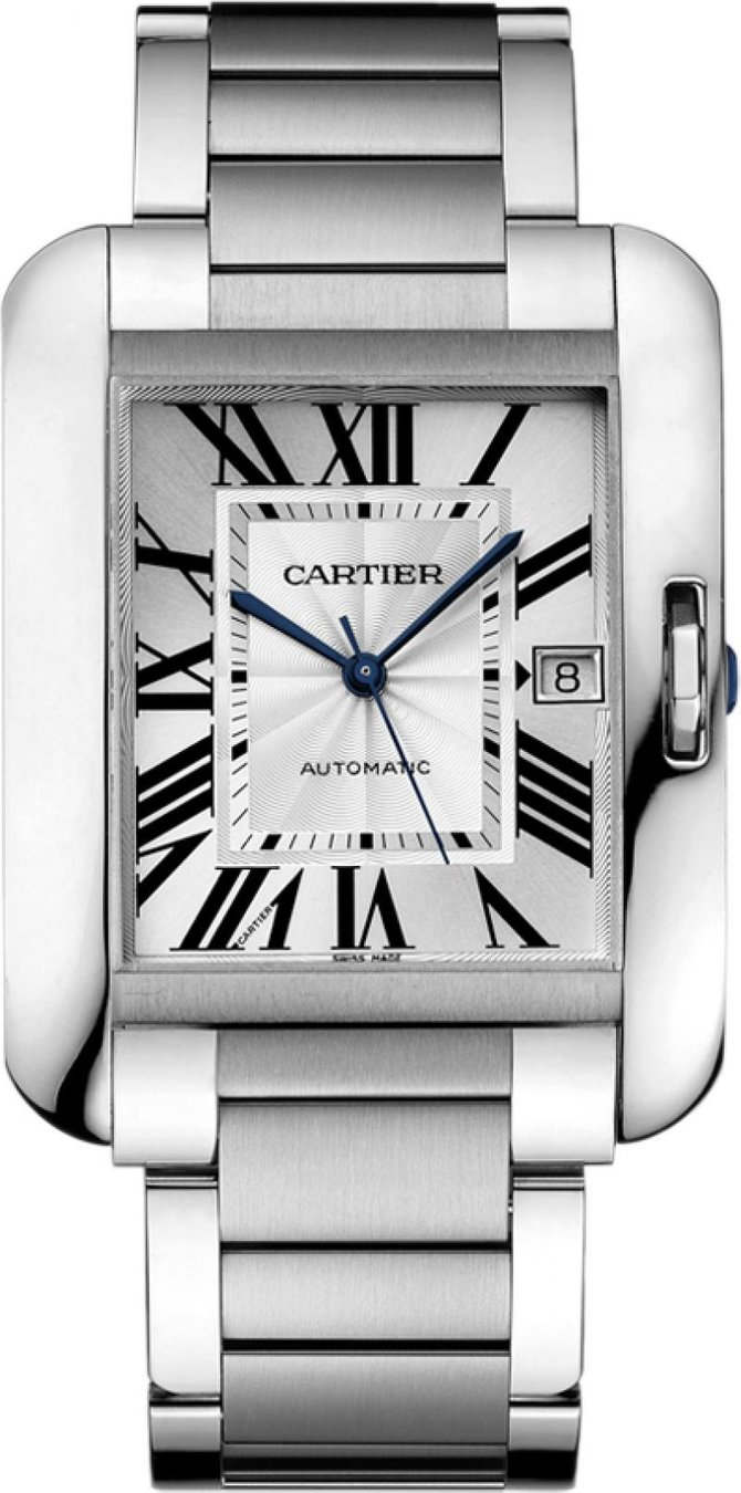 Cartier W5310008 Tank Tank Anglaise Large - фото 1