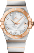 Omega Constellation Ladies 123.25.38.21.52.003 Co-axial