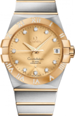 Omega Constellation Ladies 123.25.38.21.58-002 Co-axial