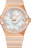 Omega Constellation Ladies 123.55.38.21.52-005 Co-axial