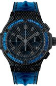 Hublot Big Bang 44mm 301.QX.1790.HR.1901 Big Bang Carbon Bezel Baguette 44 mm