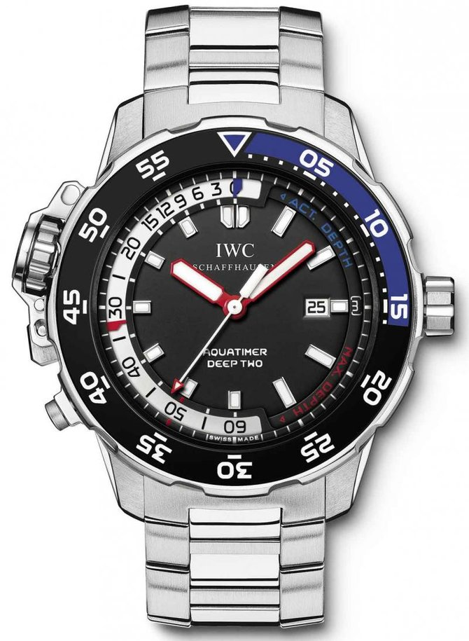 IWC IW354703 Aquatimer Deep Two - фото 1