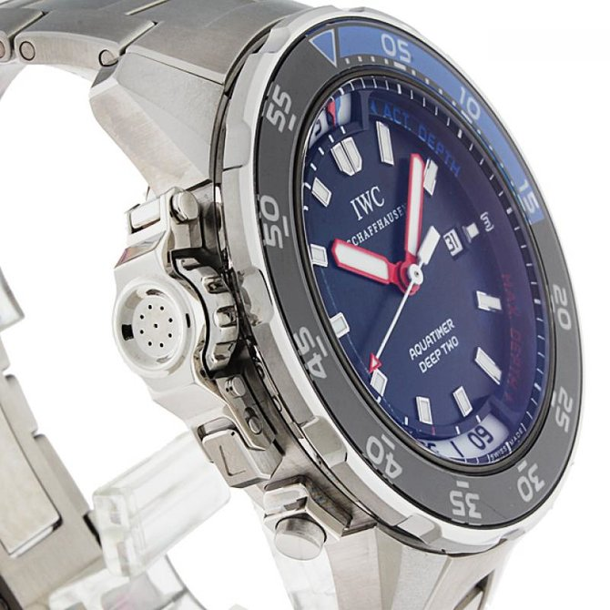IWC IW354703 Aquatimer Deep Two - фото 2