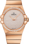 Omega Constellation Ladies 123.55.38.20.99-004 Co-axial