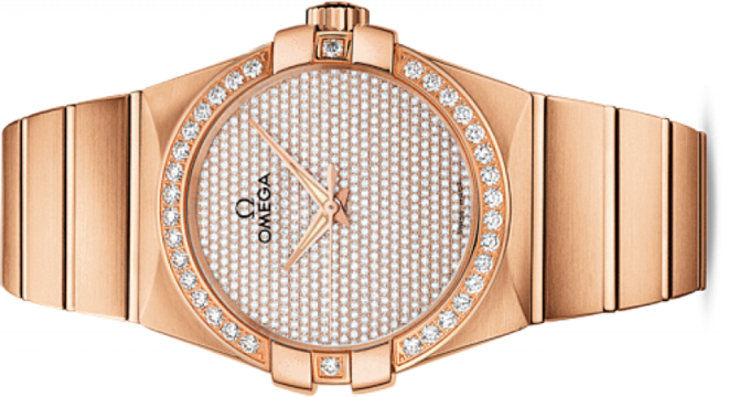Omega 123.55.38.20.99-004 Constellation Ladies Co-axial - фото 2