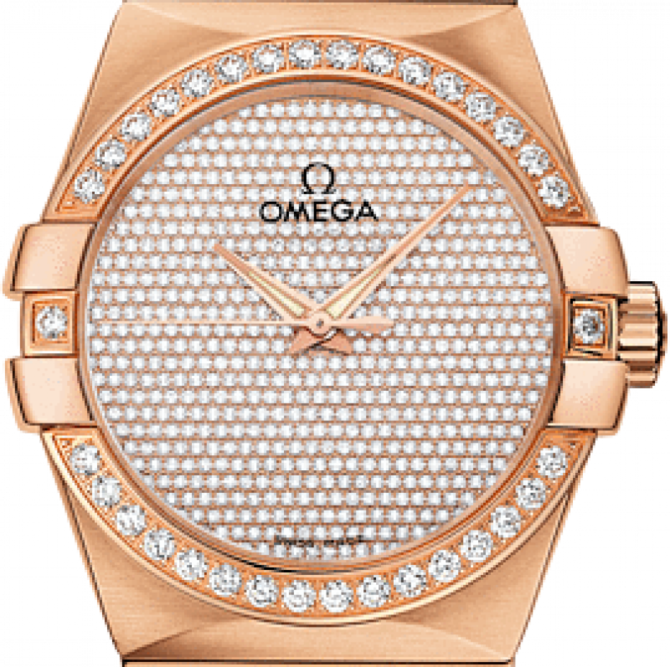 Omega 123.55.38.20.99-004 Constellation Ladies Co-axial - фото 3