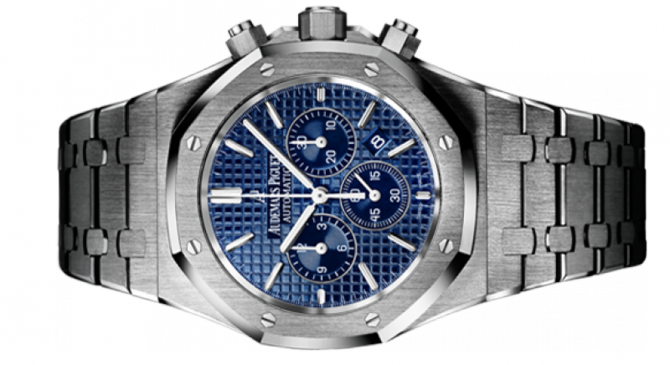 26320ST.OO.1220ST.03 Audemars Piguet Chronograph 41 mm Royal Oak