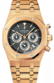 Audemars Piguet Royal Oak 25960OR.OO.1185OR.03 Royal Oak Chronograph 39 mm