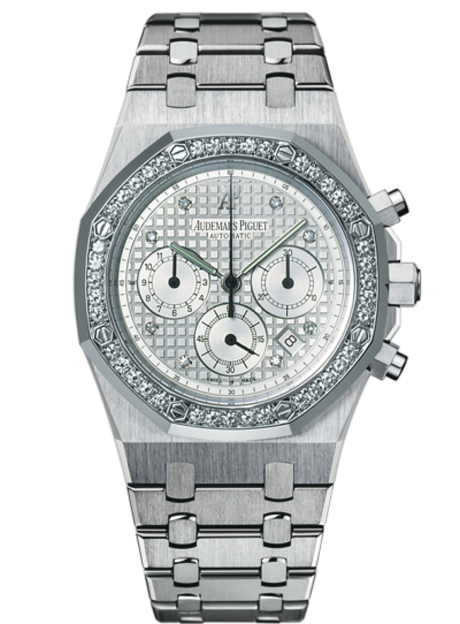 Audemars Piguet 25966BC.ZZ.1185BC.01 Royal Oak Chronograph Jeweled - фото 1