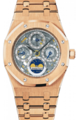 Audemars Piguet Royal Oak 25829OR.OO.0944OR.01 Perpetual Calendar Skeleton