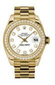 Rolex Datejust Ladies 179138 wdp 26mm Yellow Gold
