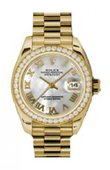 Rolex Datejust Ladies 179138 mrp 26mm Yellow Gold