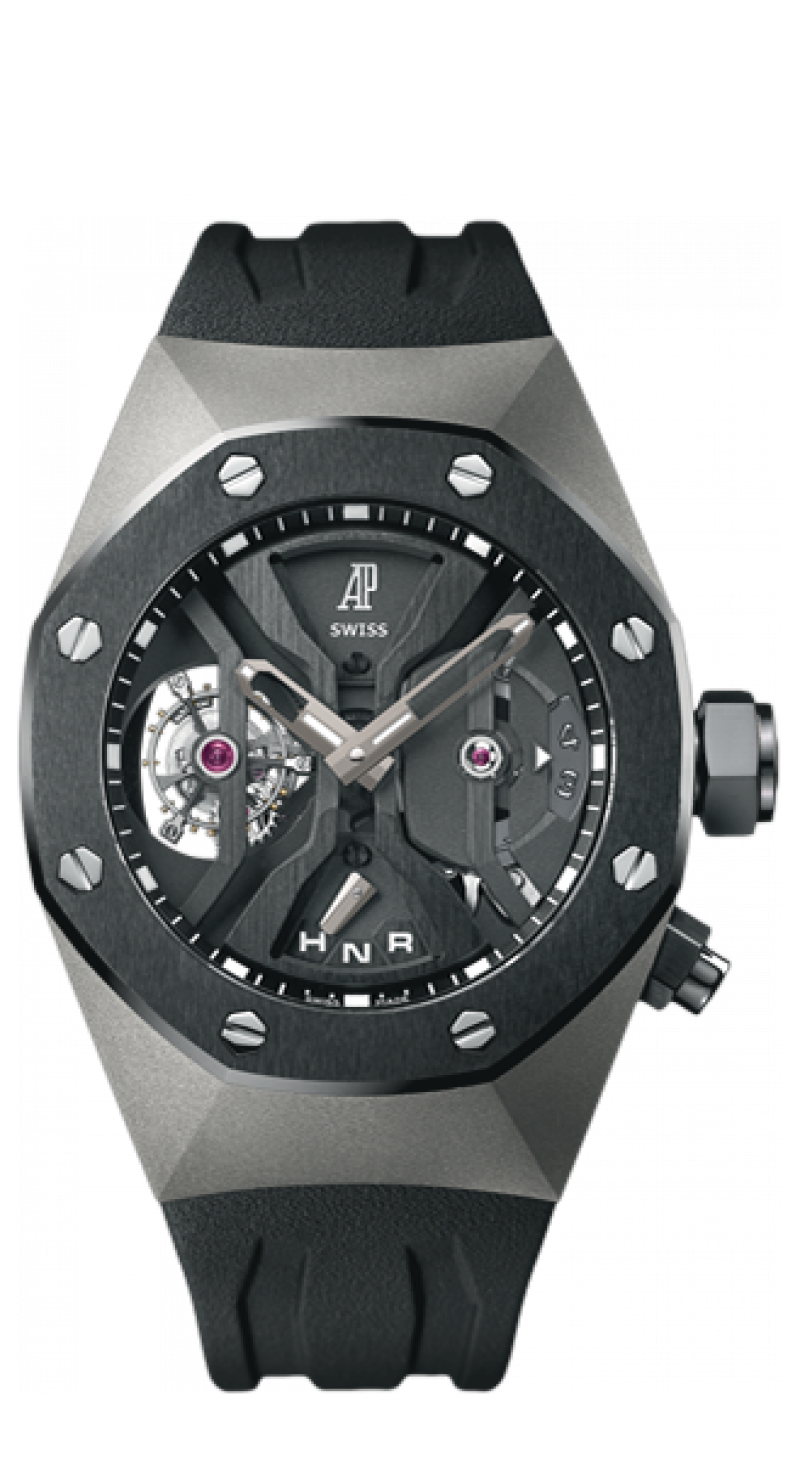 26560IO.OO.D002CA.01 Audemars Piguet Royal Oak GMT Tourbillon Concept Royal Oak
