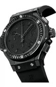 Hublot Big Bang 44mm 301.CD.134.RX.190 Black Ceramic All Black Carat