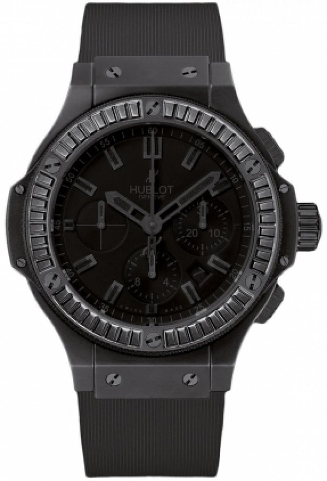 Hublot 301.CI.1110.RX.1900 Big Bang 44mm Black Ceramic All Black Carat - фото 1