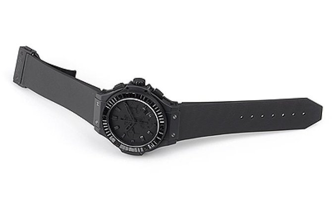 Hublot 301.CI.1110.RX.1900 Big Bang 44mm Black Ceramic All Black Carat - фото 2