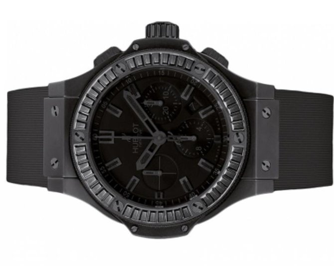 Hublot 301.CI.1110.RX.1900 Big Bang 44mm Black Ceramic All Black Carat - фото 3