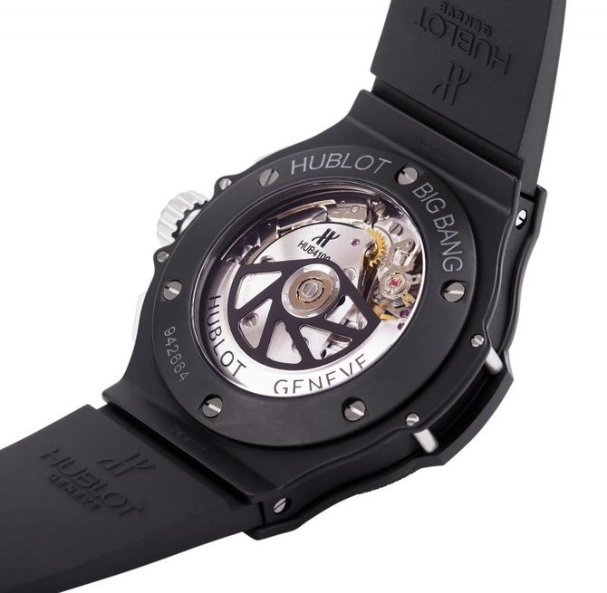 Hublot 301.CI.1770.RX Big Bang 44mm Black Magic - фото 2