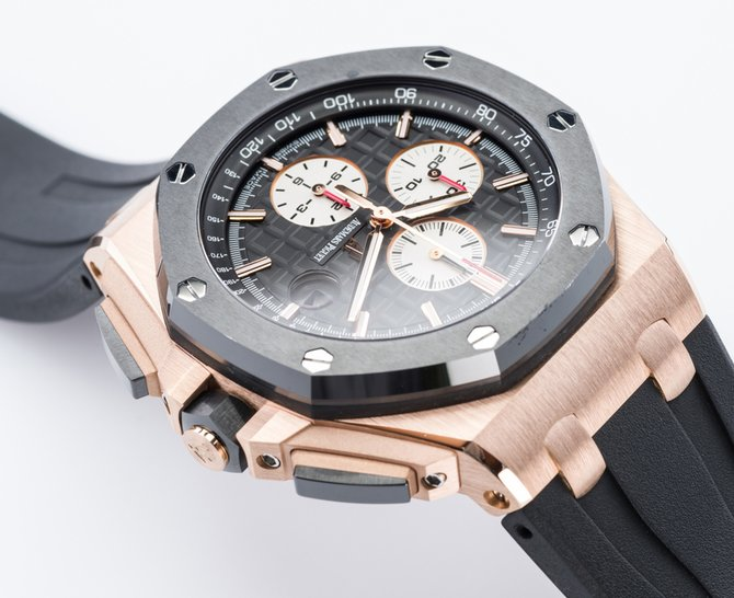 Audemars Piguet 26400RO.OO.A002CA.01 Royal Oak Offshore Chronograph Gold - фото 7