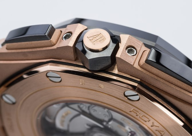 Audemars Piguet 26400RO.OO.A002CA.01 Royal Oak Offshore Chronograph Gold - фото 21