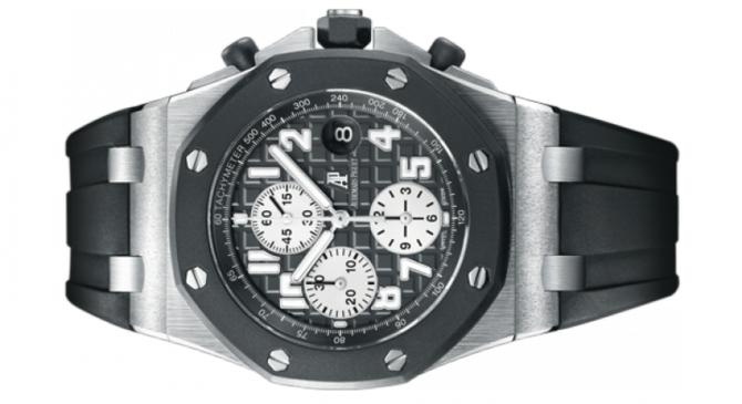 25940SK.OO.D002CA.03 Audemars Piguet Chronograph 42mm Royal Oak Offshore
