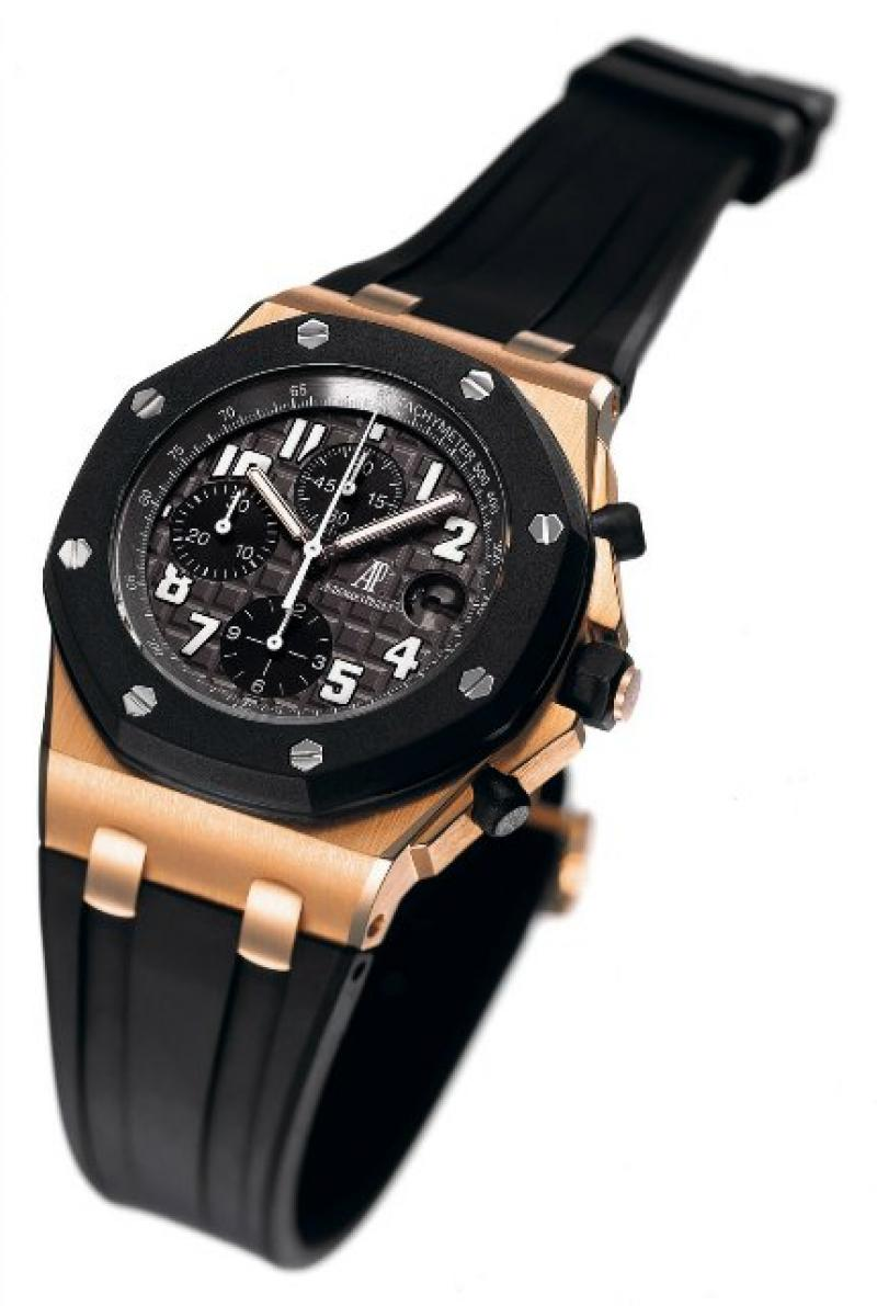 25940OK.OO.D002CA.02 Audemars Piguet Chronograph Gold Royal Oak Offshore
