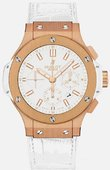 Hublot Big Bang 44mm 301.PE.2180.GR Evolution Gold All White