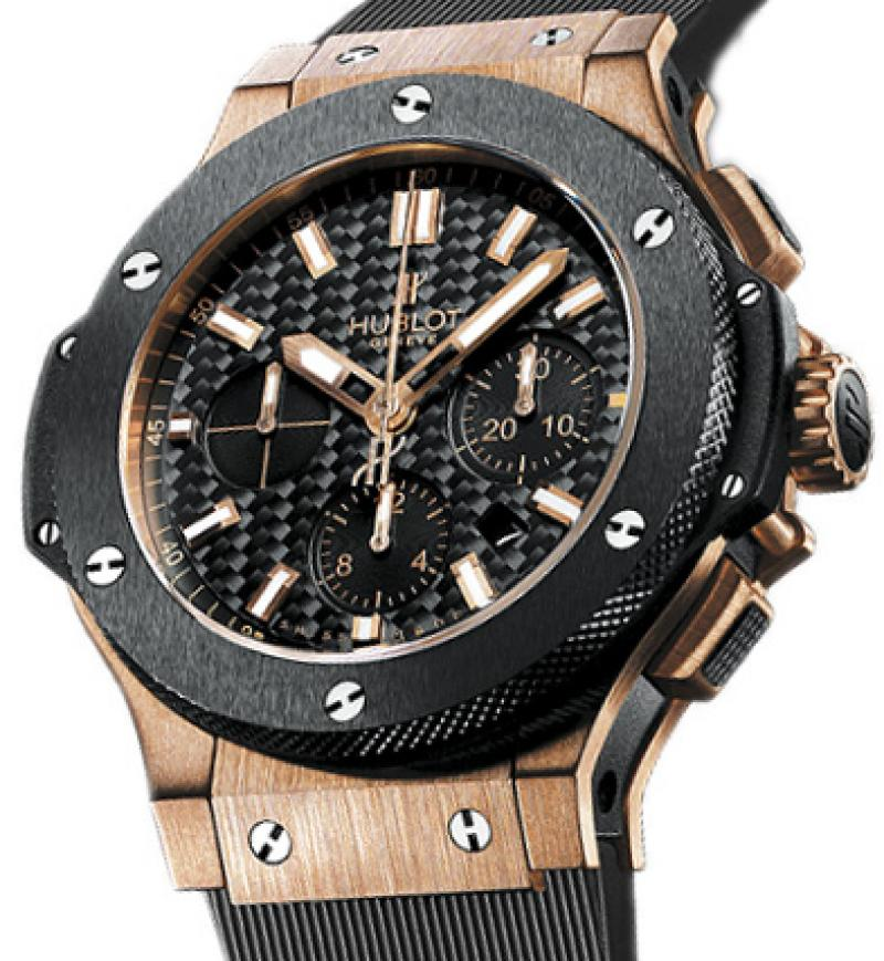 301.PM.1780.GR Hublot Evolution Gold Ceramic Big Bang 44mm