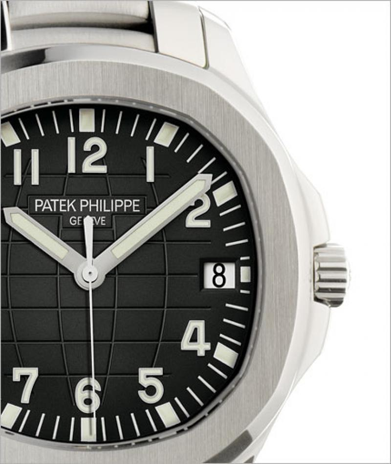 5167/1A-001 Patek Philippe Stainless Steel Aquanaut