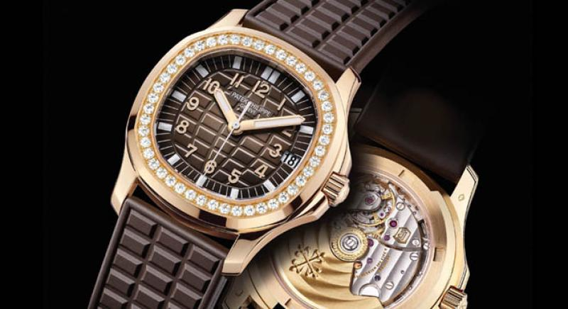 5068R-001 Patek Philippe Rose Gold - Ladies Aquanaut Aquanaut