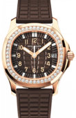 Patek Philippe Aquanaut 5068R-001 Rose Gold - Ladies Aquanaut