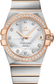 Omega Constellation Ladies 123.25.38.21.52-001 Co-axial