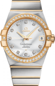 Omega Constellation Ladies 123.25.38.21.52-002 Co-axial