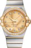 Omega Constellation Ladies 123.25.38.21.58-001 Co-axial