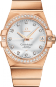 Omega Constellation Ladies 123.55.38.21.52-001 Co-axial