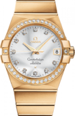 Omega Constellation Ladies 123.55.38.21.52-002 Co-axial