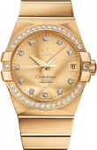 Omega Constellation Ladies 123.55.38.21.58-001 Co-axial